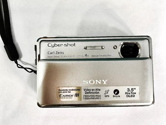 Câmera Digital Sony 16.2 Mega Pixels
