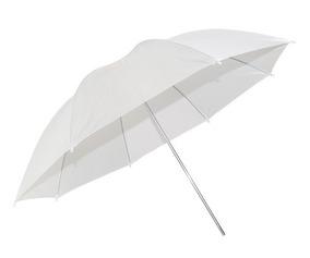 Sombrinha Refletora Branca Greika 101cm Suavisadora Nova