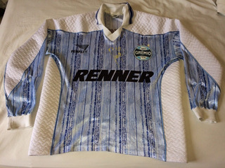 Camisa Goleiro Gremio Danrlei 1996 De Jogo Penalty Original