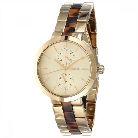 Relógio Michael Kors Mk6471 Ouro Feminino
