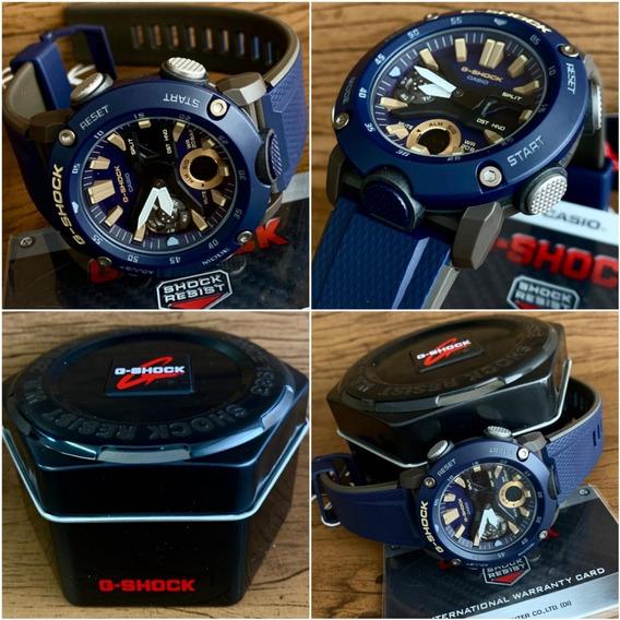 Relógio G-shock Ga-2000-2adr Original Caixa E Certificado.