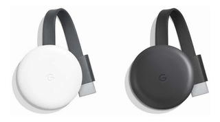 Google Chrome Cast 3 Gen Hdmi Wifi Dual Chromecast S/fuente