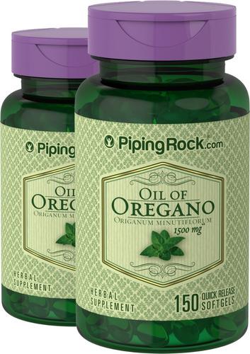 Aceite De Orégano 1500mg Sist Inmu - Unidad a $350