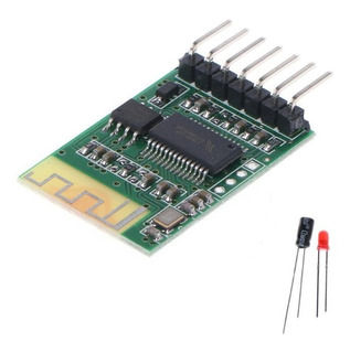 Modulo Receptor De Audio Bluetooth 4.0 Stereo + Led +10ufx2u