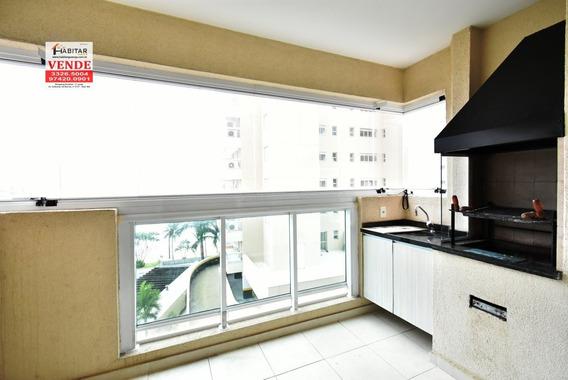 Apartamento A Venda No Bairro Jardim Astúrias Em Guarujá - - 1647-1