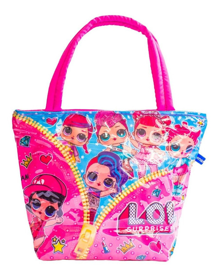 Bolso - Cartera Para Niñas De Lol Surprise