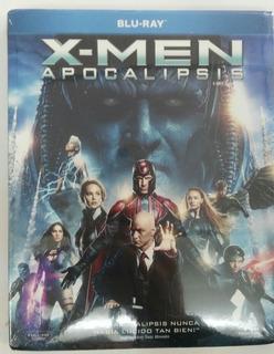 X-men Apocalipsis Blu-ray