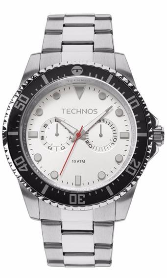 Relógio Technos Masculino 6p25bm/1k Nota Fiscal
