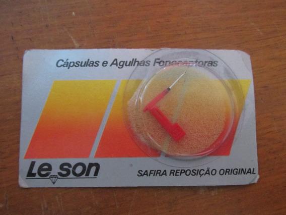 Agulha Leson Original A23/2 Nova Safira Frete Grátis