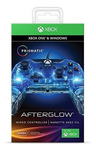 Control Con Cable Afterglow Para Xbox One Gamepad