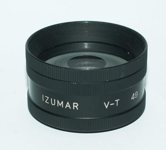Lente 49mm Foco Central Izuma V-t 49 Japan