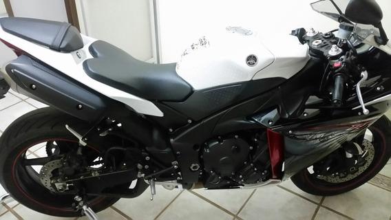 Yamaha Yzf R1 2013 Branca