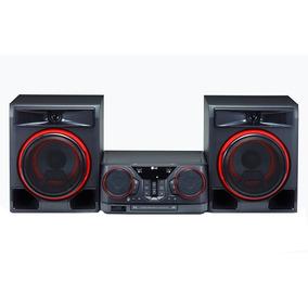Mini System Xboom Ck56 Com Multi Bluetooth, 620w Rms Lg