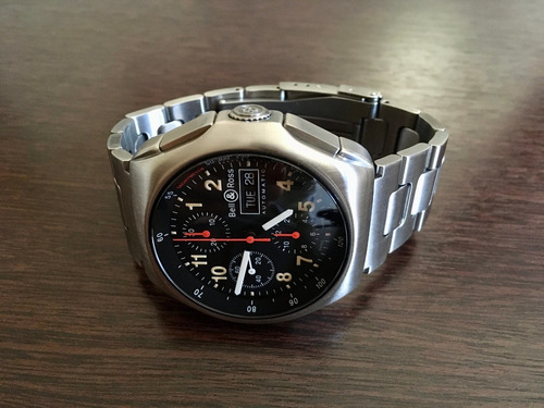 Bell Ross Space 3 Chronograph