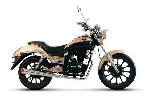 Gilera Yl 200 18ctas$10.096 Motoroma Custom