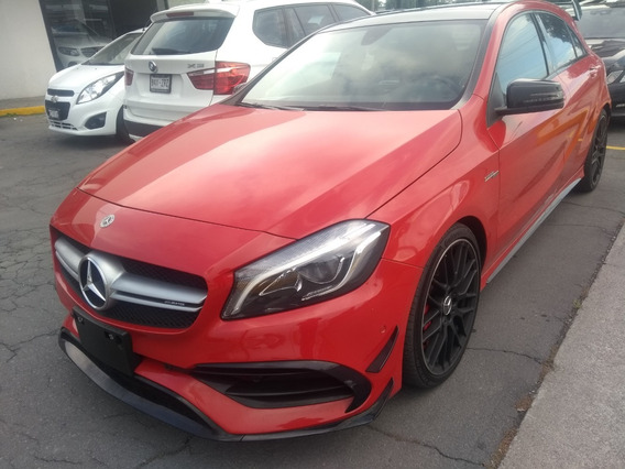 Mercedes Benz A 45 Amg 2018 Impecable Unica