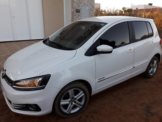 Volkswagen Fox 1.6 16v Msi Highline Total Flex 5p 2016