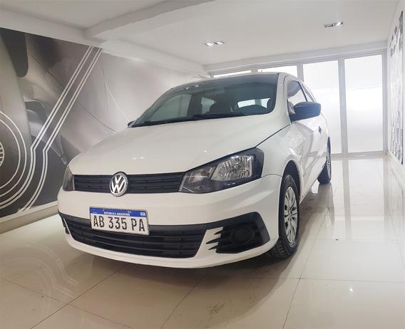 Volkswagen Gol Trend Msi 2017 Blanco