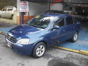 Gm - Chevrolet Corsa Joy Sedan Flex Vhc, Impecavel, 2006