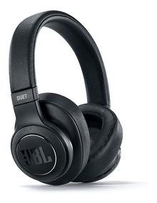 Fone De Ouvido Jbl Bluetooth Duet Bt Nc Preto Com Estojo
