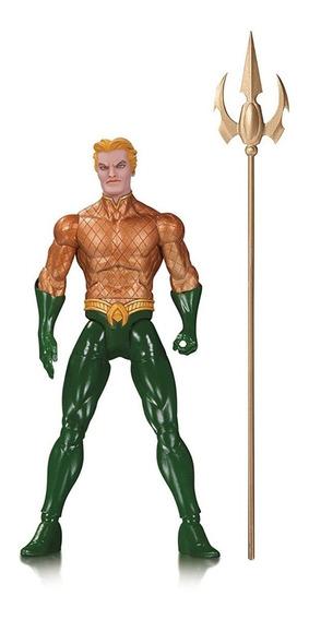 Dc Collectibles Aquaman Basado Greg Capullo Figura De Accion