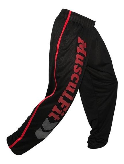 Pantalon Deportivo Hombre Babuch Culturismo Chupin Musculfit