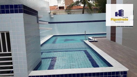 Apartamento Com 2 Dormitórios À Venda, 57 M² Por R$ 200.000,00 - Jardim Cidade Universitária - João Pessoa/pb - Ap1758