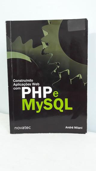 Livro - Construindo Aplicacoes Web Com Php E Mysql