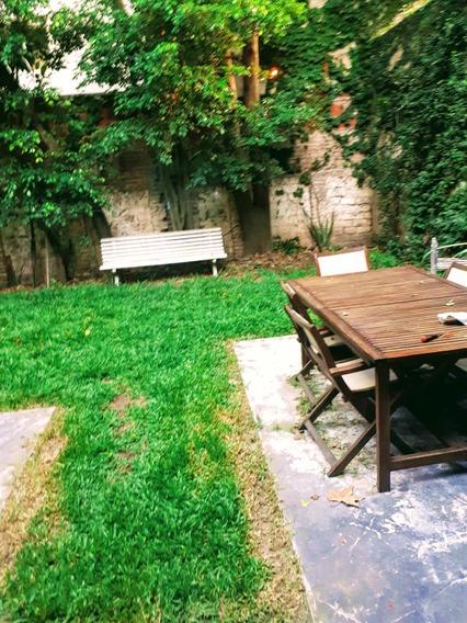 Ph Casa En Olivos, Con Jardin Y Patio, Entrada Individual.