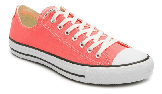 Tênis Converse All Star Ct Neon Fluorecent Na Caixa Oferta!