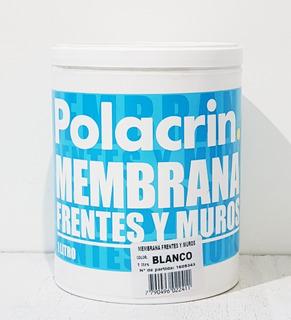 Membrana Frentes Y Muros Elastica Polacrin Premium X 20