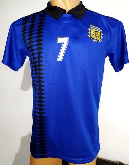 Camiseta Caniggia Mundial 94 Retro