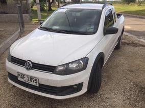 Volkswagen Saveiro 1.6 Gp Ce Pack Electr.+seg.+radio 2014