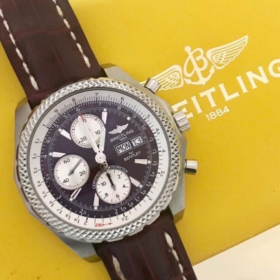 Breitling Bentley Gt Special Edition 45mm Impecável