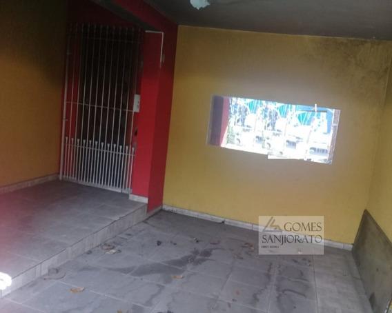 Ponto Comercial Para Alugar No Bairro Vila Bocaina Em Mauá - Sp. 1 Banheiro, 1 Dormitório, 3 Vagas Na Garagem, 1 Cozinha, Área De Serviço, Sala De Tv. - 2785 - 2785 - 34724647