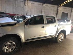 Chevrolet S10 2.8 Td 20|16 Dada De Baja Valido Alta Motor