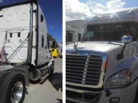 Tractocamión Seminuevo Cascadia Freightliner 2014 Detroits60