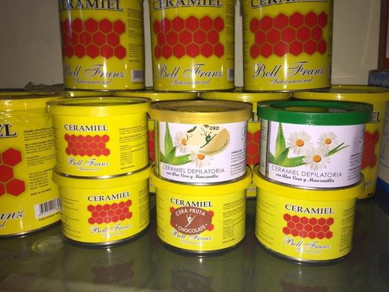 Ceramiel Bell Franz/pigmento Cejas/pestañas/pega Arrdell