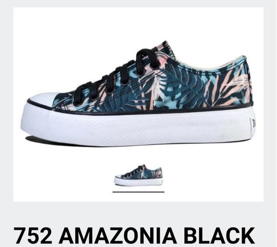Zapatillas Amazonia Black