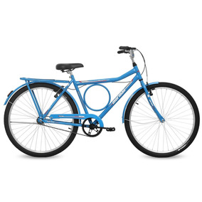 Bicicleta Valente Ff Mormaii Aro 26 Azul Porche