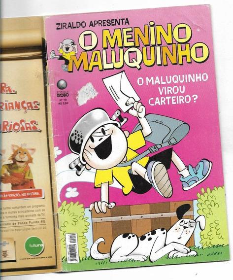 Gibi O Menino Maluquinho Nº 19- Virou Carteiro( Globo-2006 )