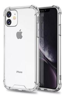 Capa Case Anti Shock + Película De Vidro iPhone 11 Tela 6.1