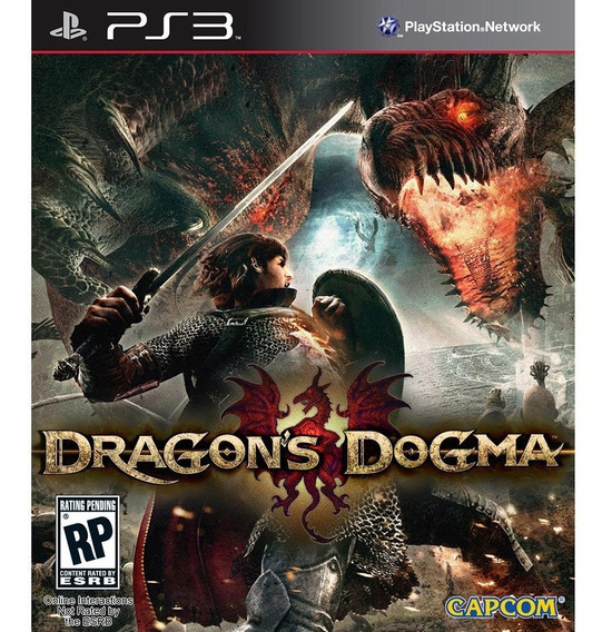 Dragons Dogma (mídia Física) - Ps3