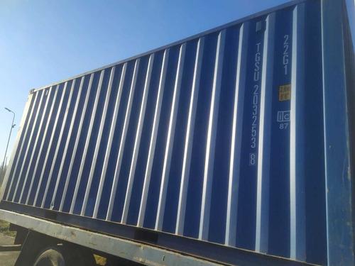 Contenedores Maritimos Usados Containers 40' Hc - Campana