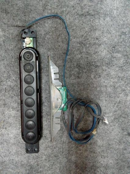Teclado + Sensor Tv Lg 39ln5700