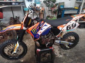 Vende-se Ktm Sx 65 2007 Oficial