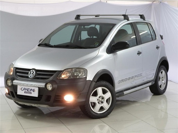 Volkswagen Crossfox 1.6 Mi 8v Flex 4p Manual