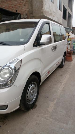Hyundai H1 Petrolera Full 2014