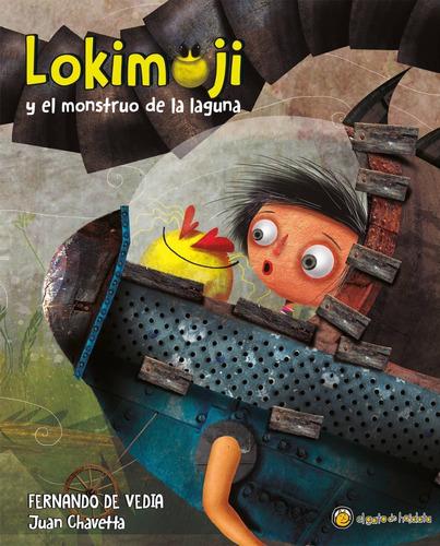 Lokimoji  Con Dedicatoria Del Autor Para Vos