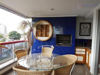 Apartamento Com 3 Dormitórios À Venda Por R$ 600.000 - Bosque - Cuiabá/mt - Ap1339